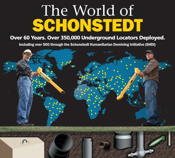 The World of Schonstedt: Over 60 Years